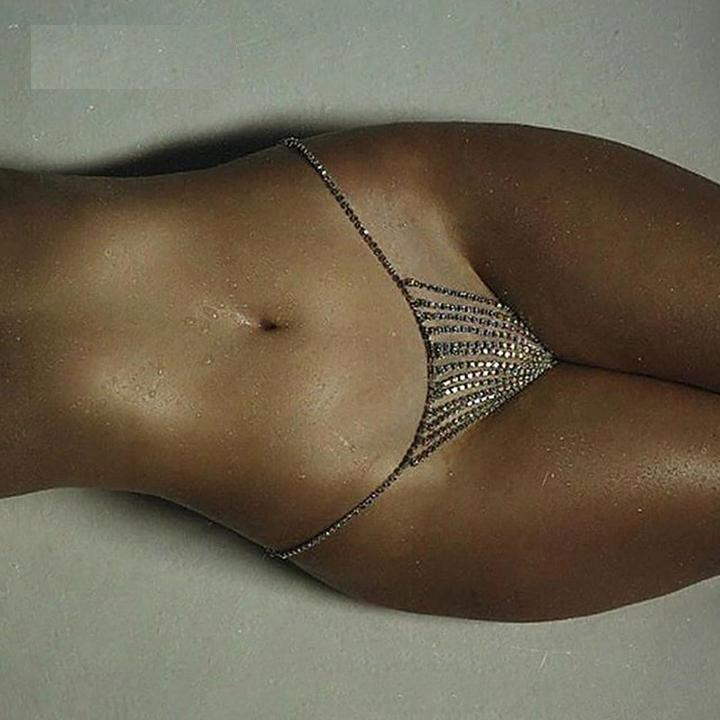 Culotte Sexy Bling Bling
