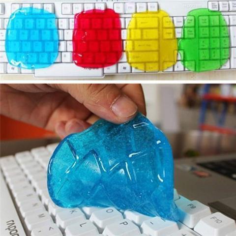 Mastic de nettoyage pour clavier