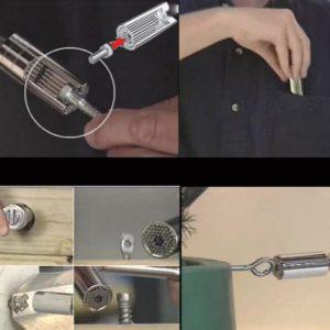 Douille universelle Gator Grip Universal Socket