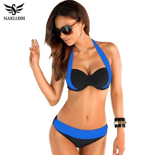 Bikini à armatures - 2 pièces