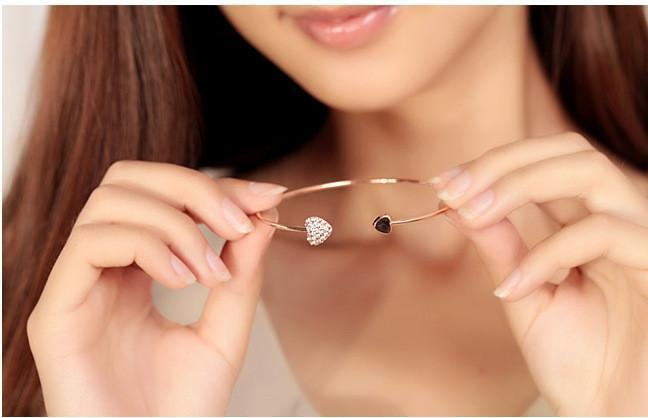 Bracelito™ Bracelet en cœur pour femmes