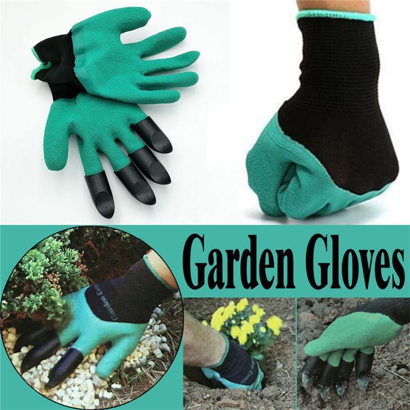 Gant pour jardin