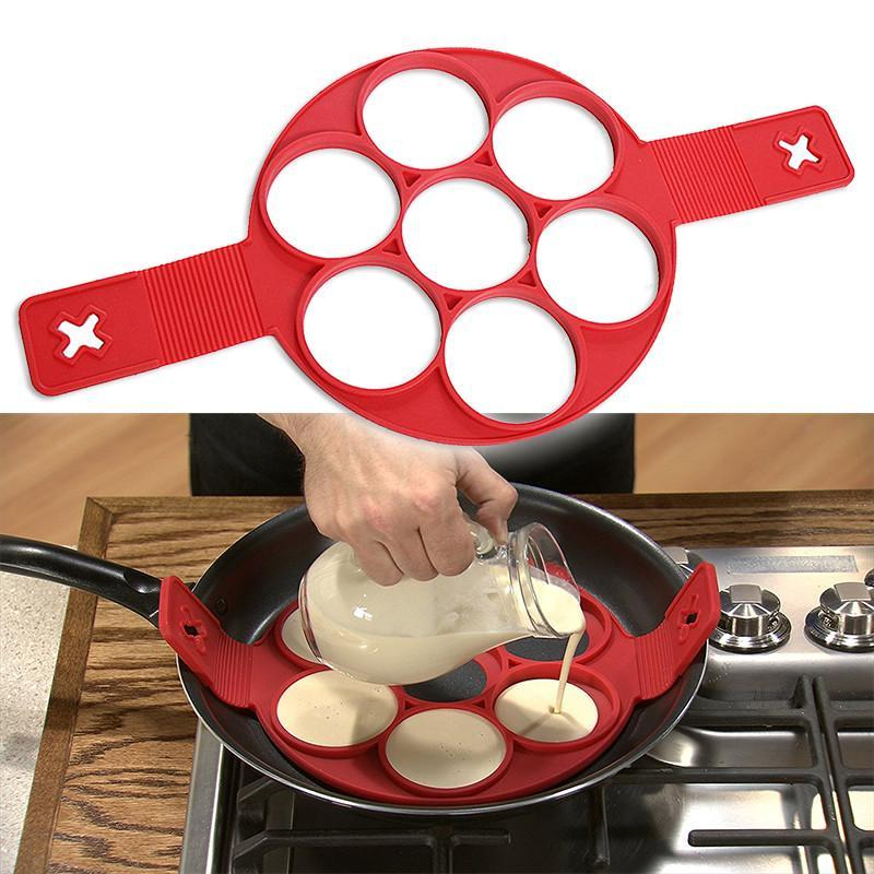 Moule pancakes/crêpes/omelettes