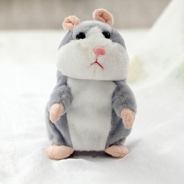 ParleMoi™ Peluche D'hamster Parlant
