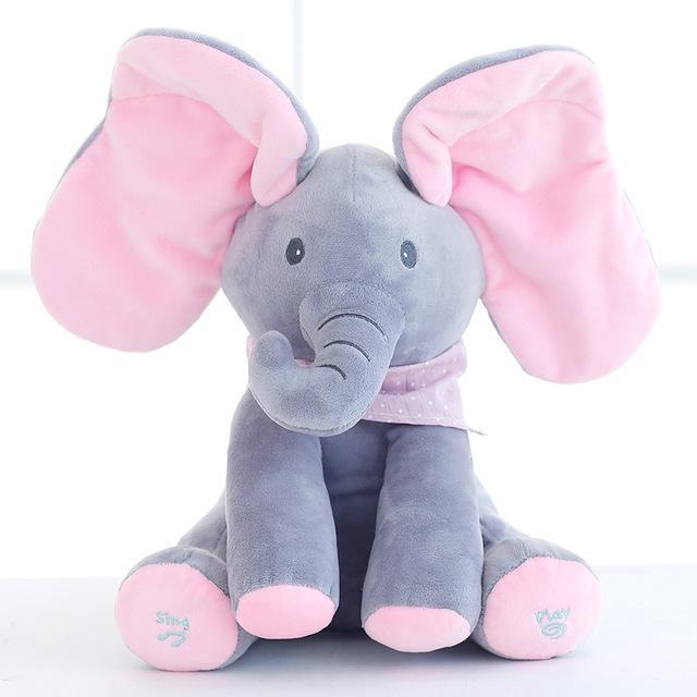 Super Éléphant qui chante