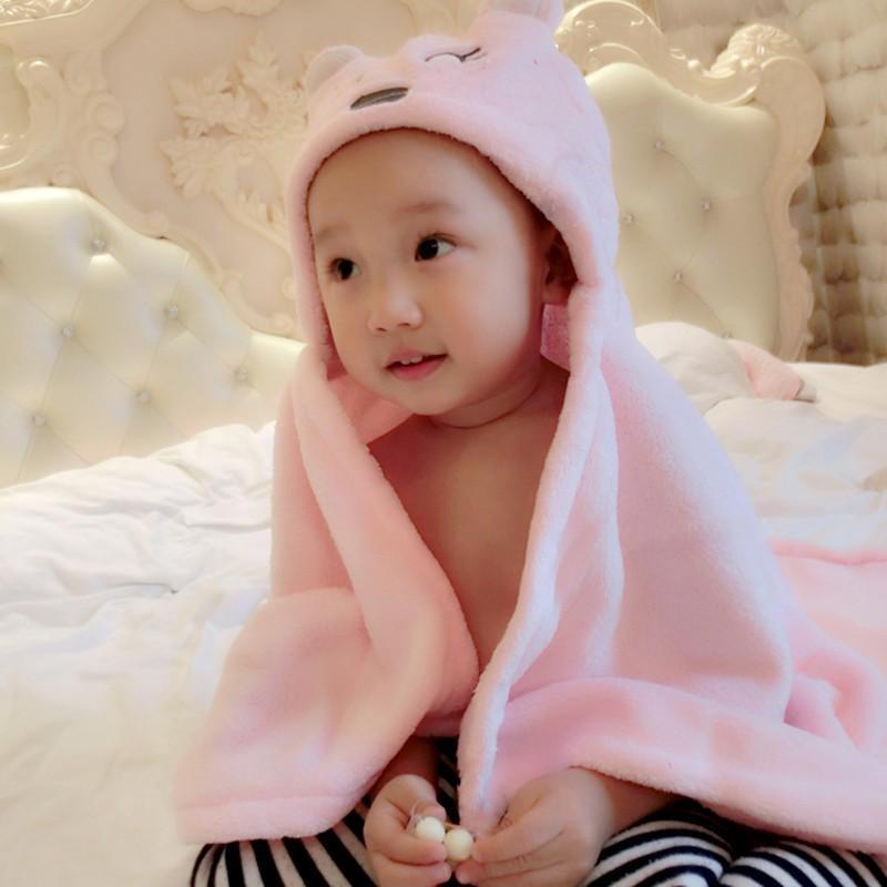 Peignoir de bain pour bébé