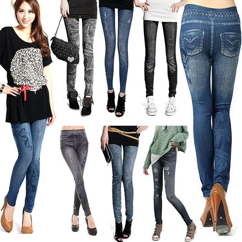 Pantalon Legging Extensible
