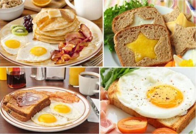 Moule en acier inoxydable Omelette Pancake