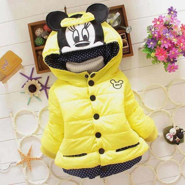 Doudoune Minnie Adorable [Bon Prix]