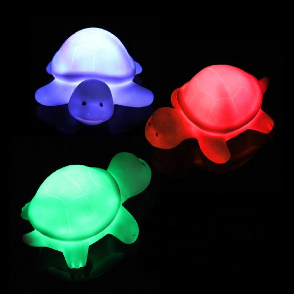 Tortue LED pour enfants / veilleuse