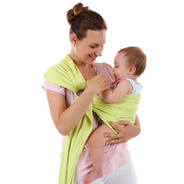 Portelio: Écharpe de portage Bébé