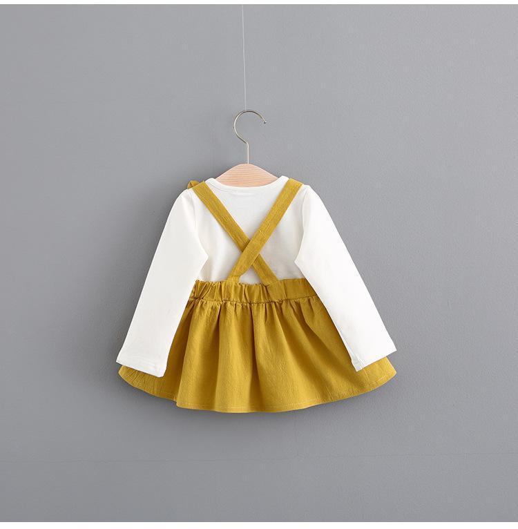 Robe d'automne pour filles
