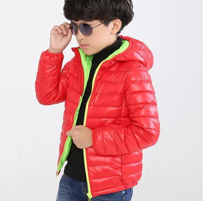 CoatBoy Magnifique Doudoune avec capuche pour garçon