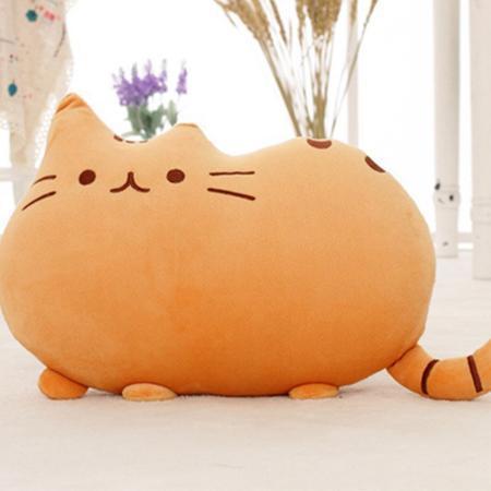 CuteCat Magnifique chat peluche