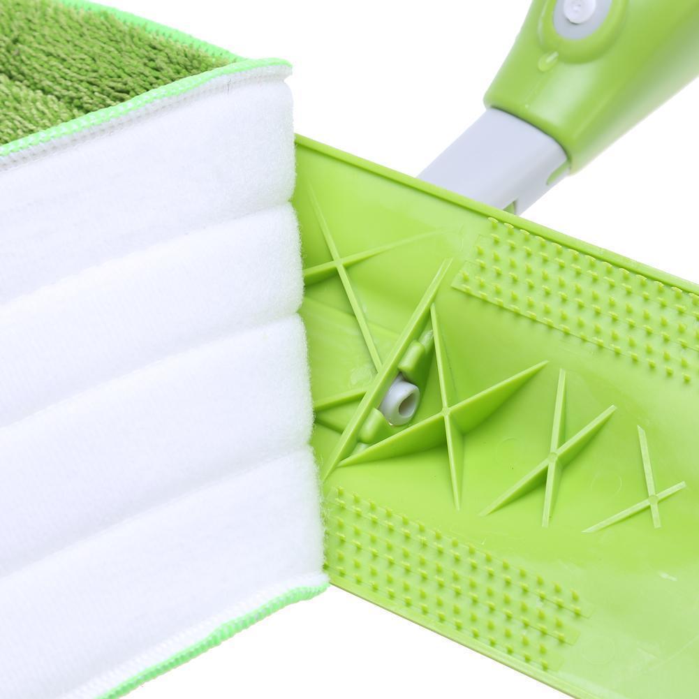autoBalai vaporisateur avec serpillière en microfibre