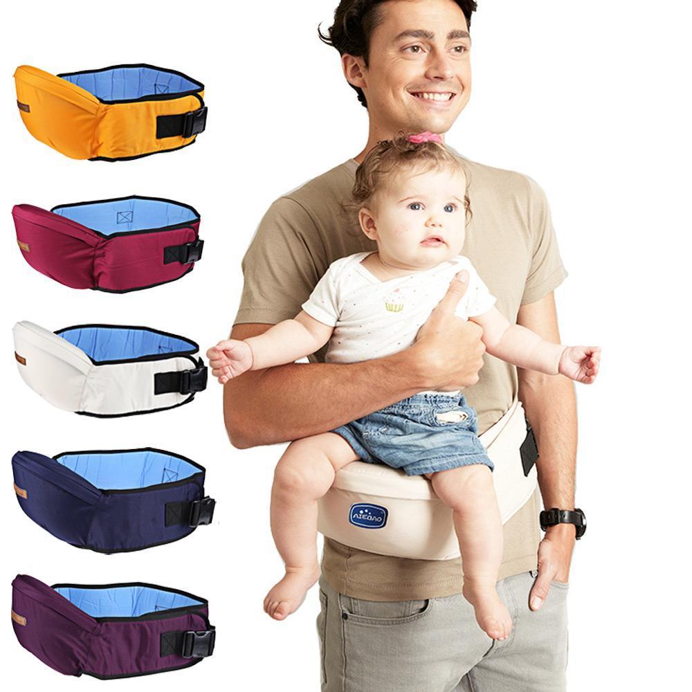 Porte bébé en forme de tabouret