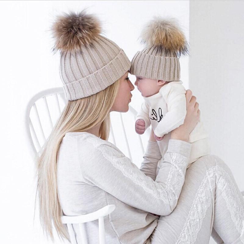 MonSuperBonnet Super bonnet pour maman et bébé 2 pour 1
