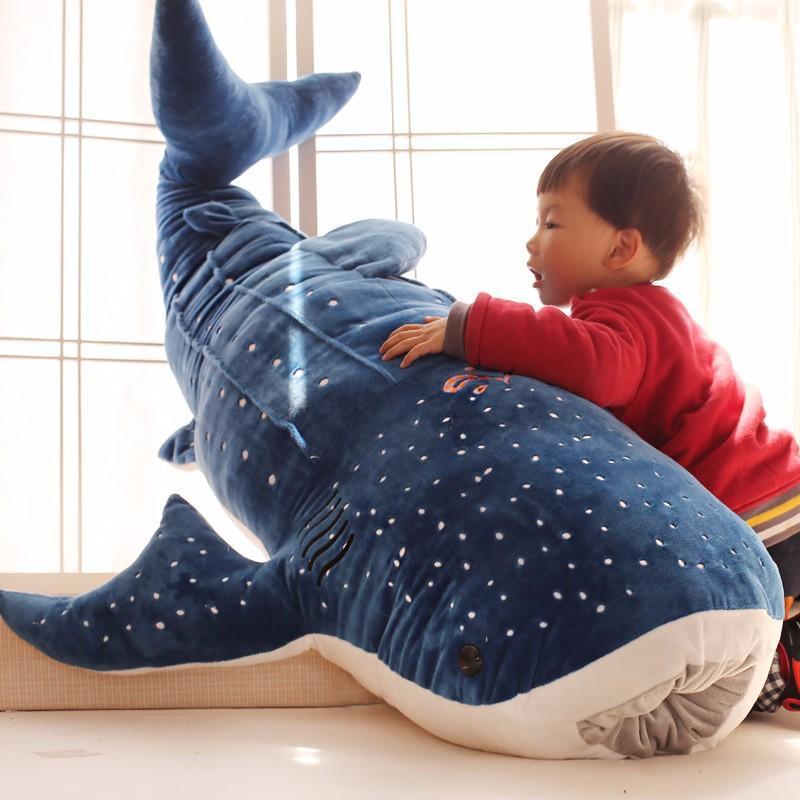 MaShark Magnifique peluche requin
