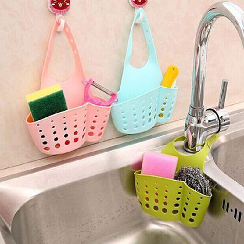 Panier de Rangement pour éponge et savon