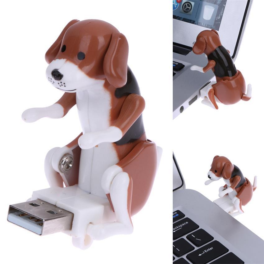 Magnifique clé USB miniature en forme de chien