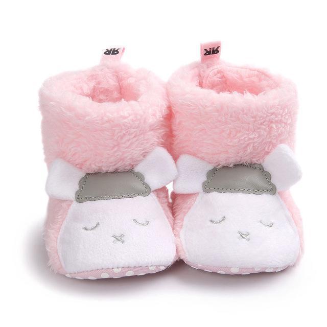 Chaussons Polaire pour bébé