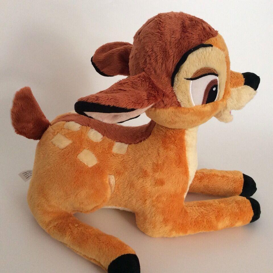 Mignon Cerf Bambii En Peluche