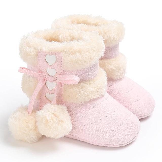 Bottines d'hiver pour bébé