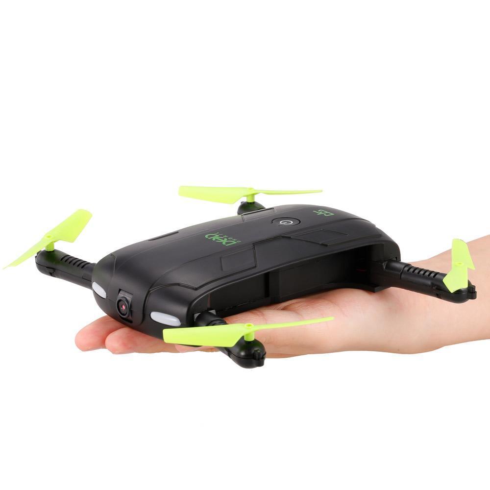 MaDrone Mini drone pliable pour Selfie