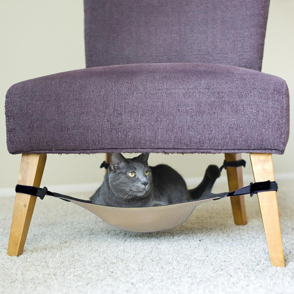 Magnifique hamac ajustable pour chat