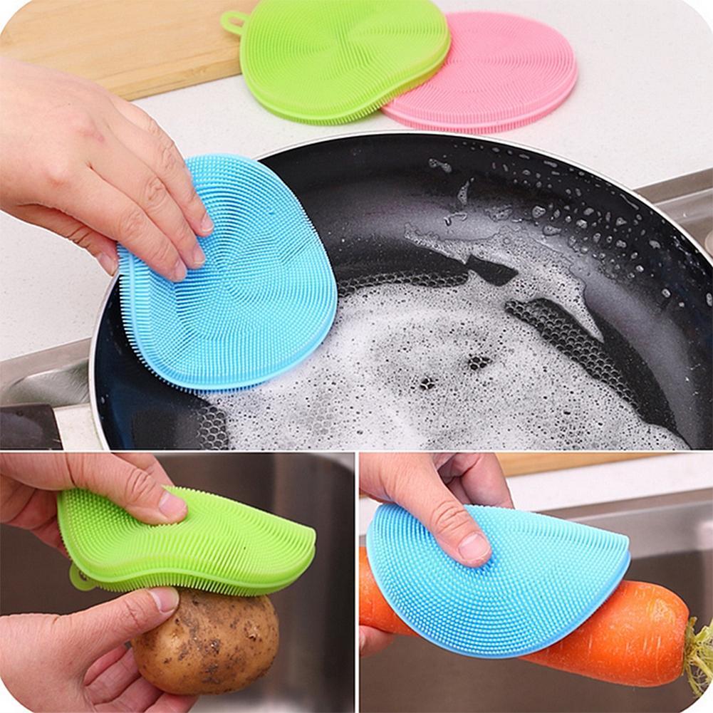 Super brosse vaisselle en Silicone