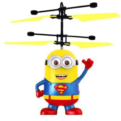Le super Hélicoptère Mignon