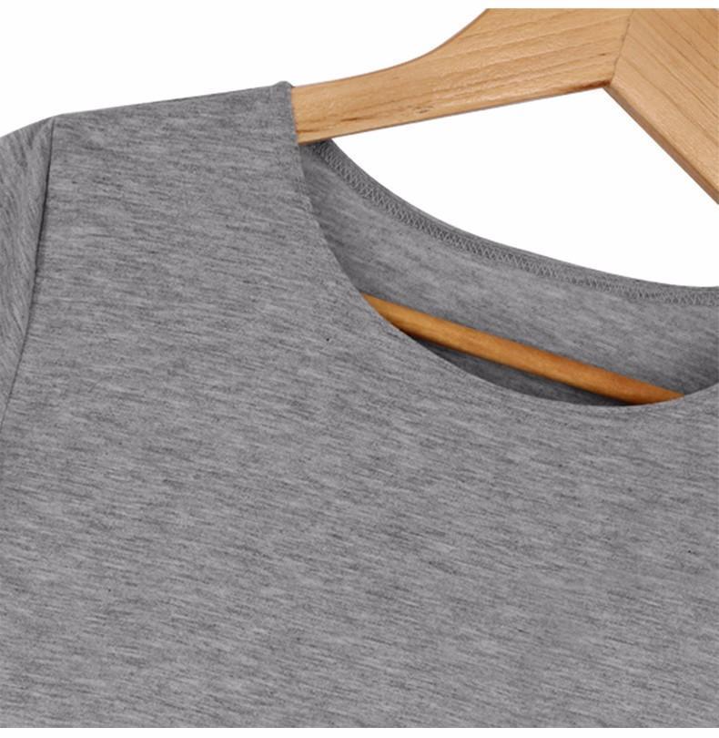 T-shirt de maternité avec humour imprimé