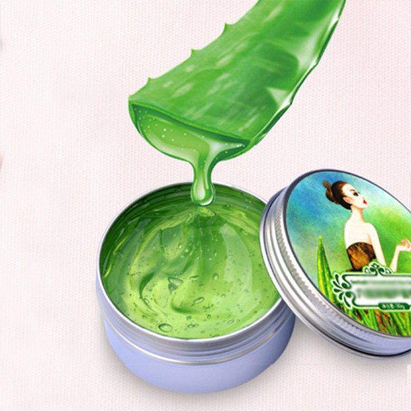 Crème anti-rides à l'Aloe vera