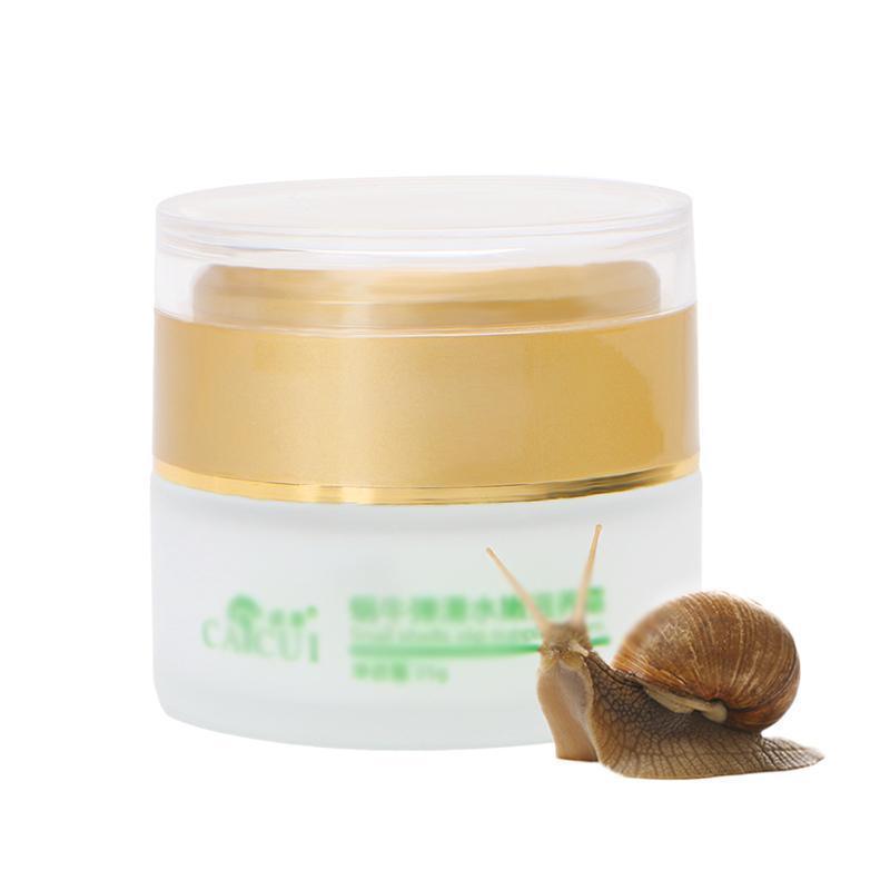 Crème Anti-Vieillissement extraite d'esgargo