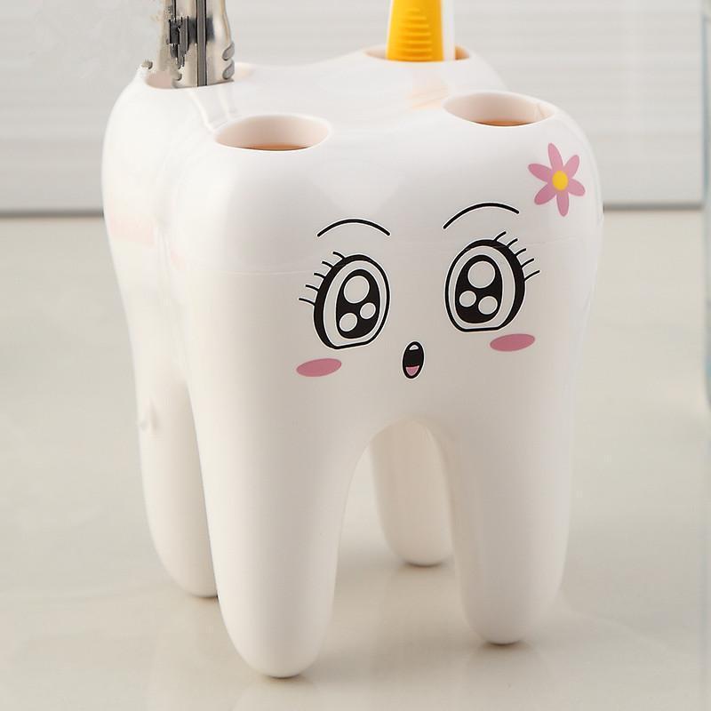 Support pour brosse à dents et rasoirs