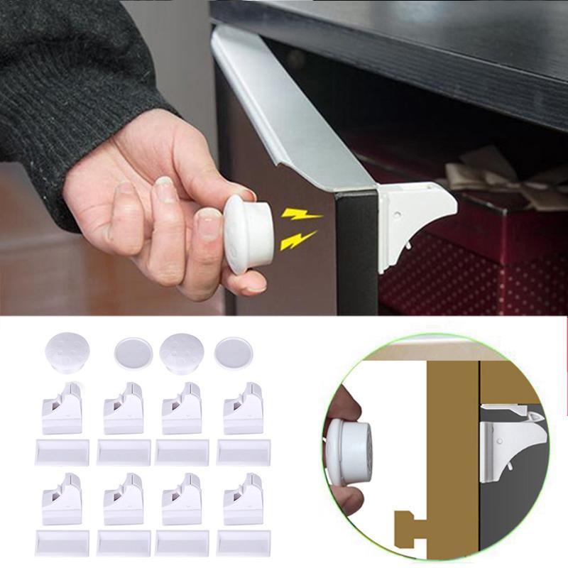 Bloque tiroir magnétique pour enfant