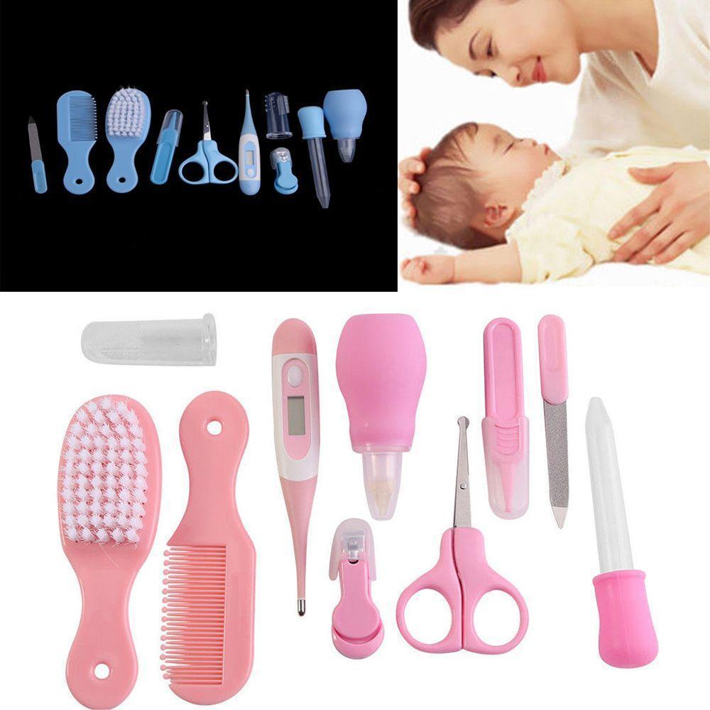 Trousse de toilette pour bébé ( 10 pièces )