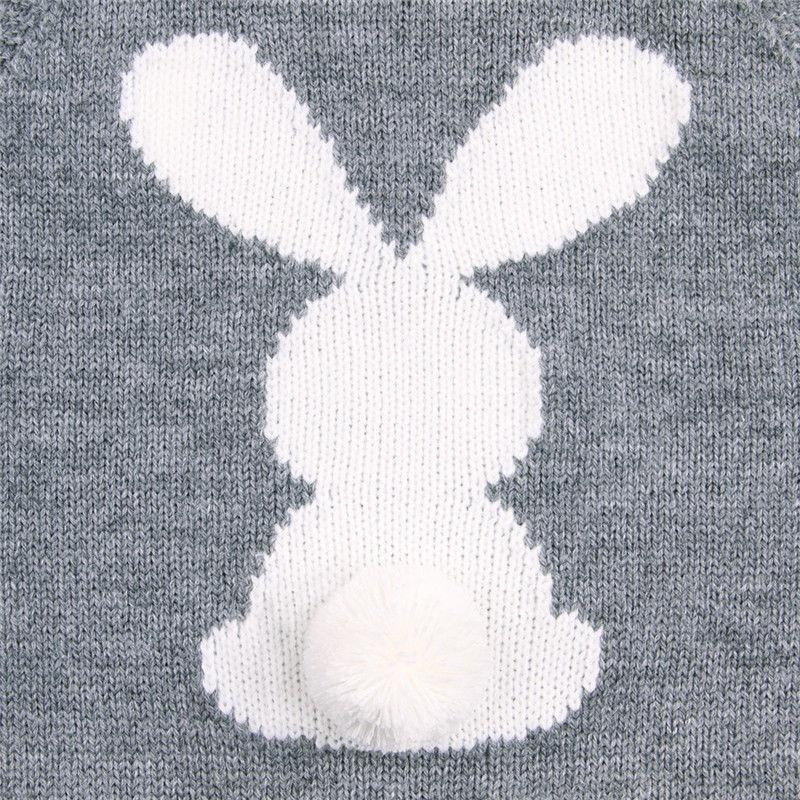 Barboteuse en laine pour bébé