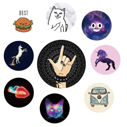 Pop socket : Gadget Qui rend le smartphone 100 fois plus cool