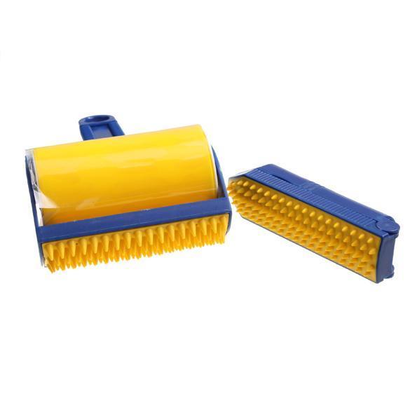 Magnifique brosse anti poils et poussière
