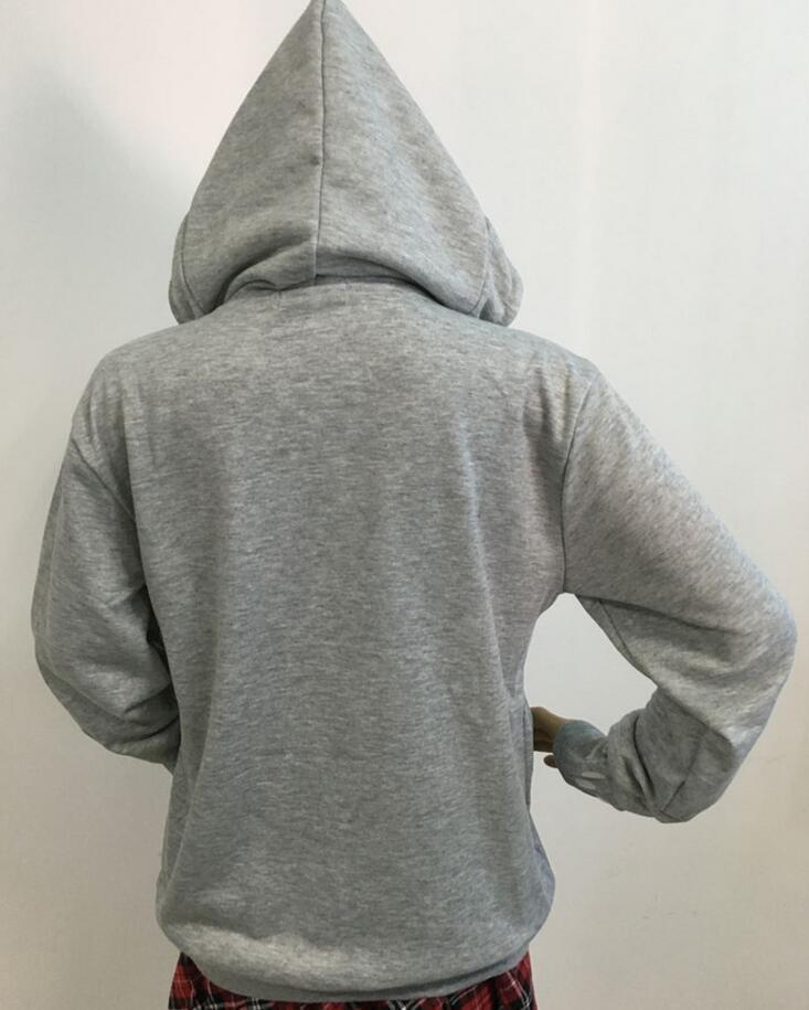 Sweat à capuche avec poche kangourou