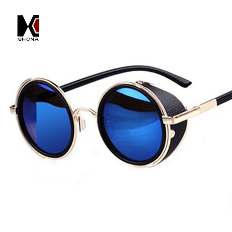 Jolies lunettes de soleil steampunk