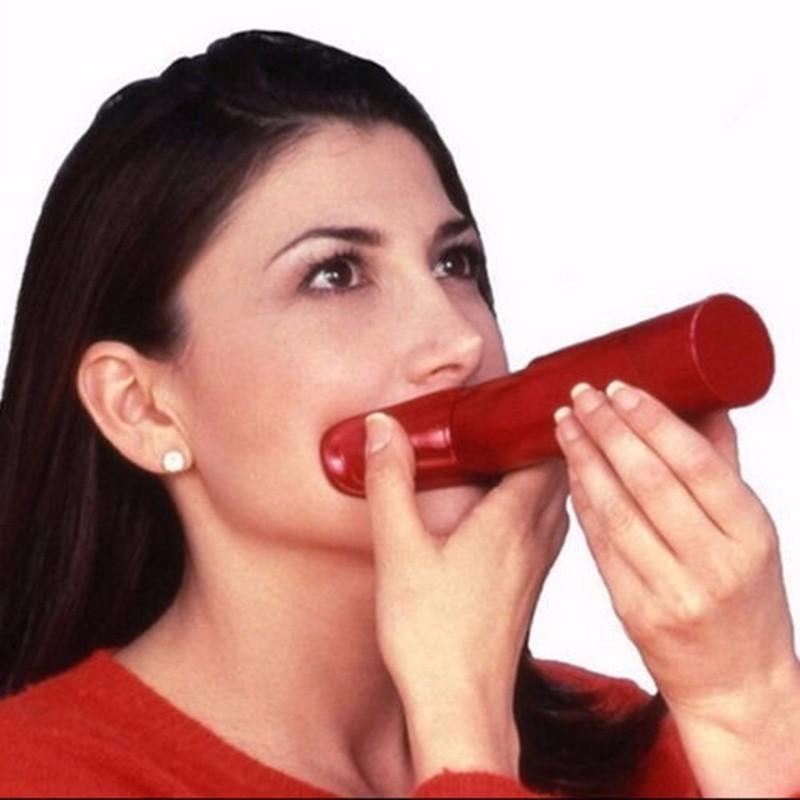 Dispositif pulpeux à lèvres