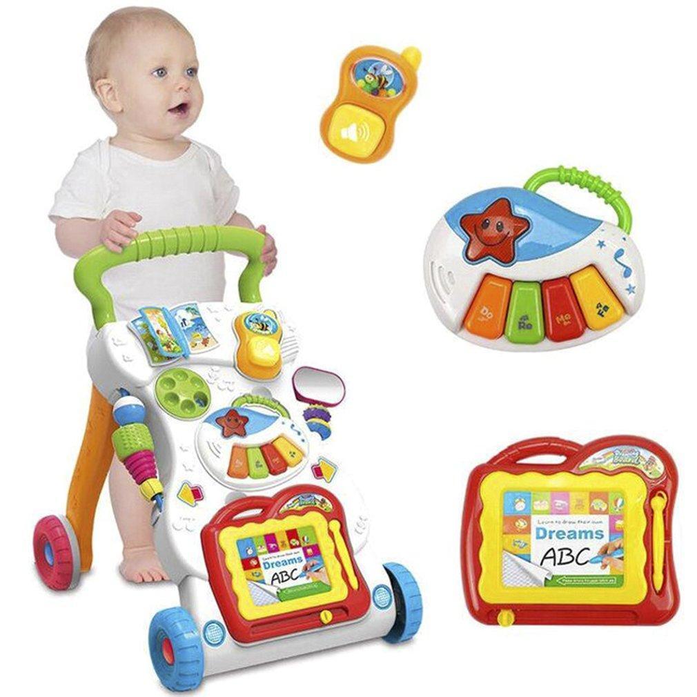 babyKit Chariot de marche multi-fonctions