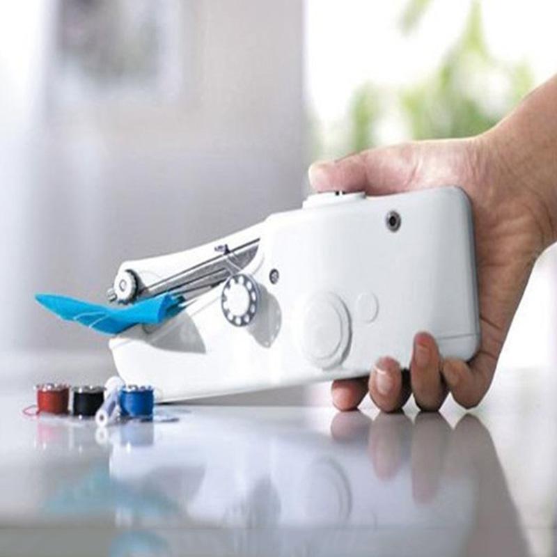 Mini machine à coudre portable