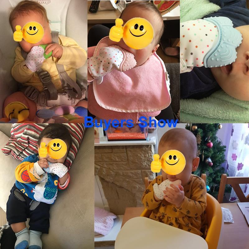 BabyGlove - Mitaine de dentition