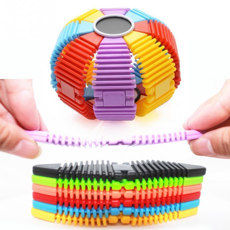 Bandes magnétiques flexibles