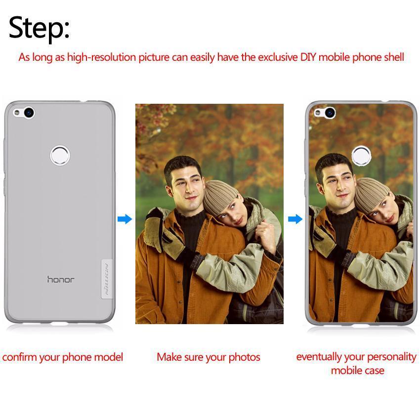 Pochette Smartphone personnalisable pour huawei