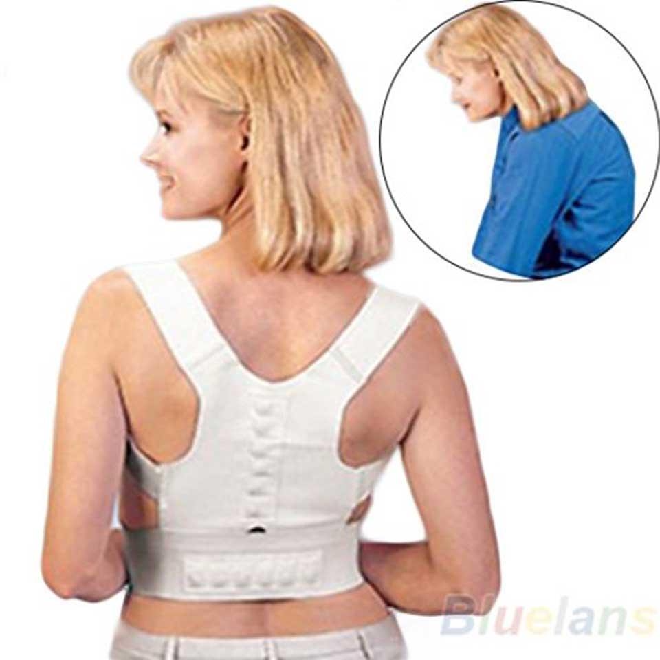 Orthèse magnétique de correction de posture
