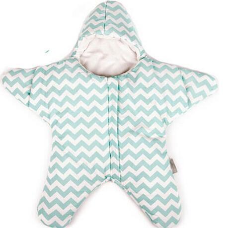Starfish Cover: Grenouillère Couchage en forme d'étoile de mer